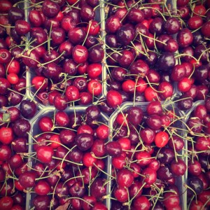 How to pick, store and cook cherries