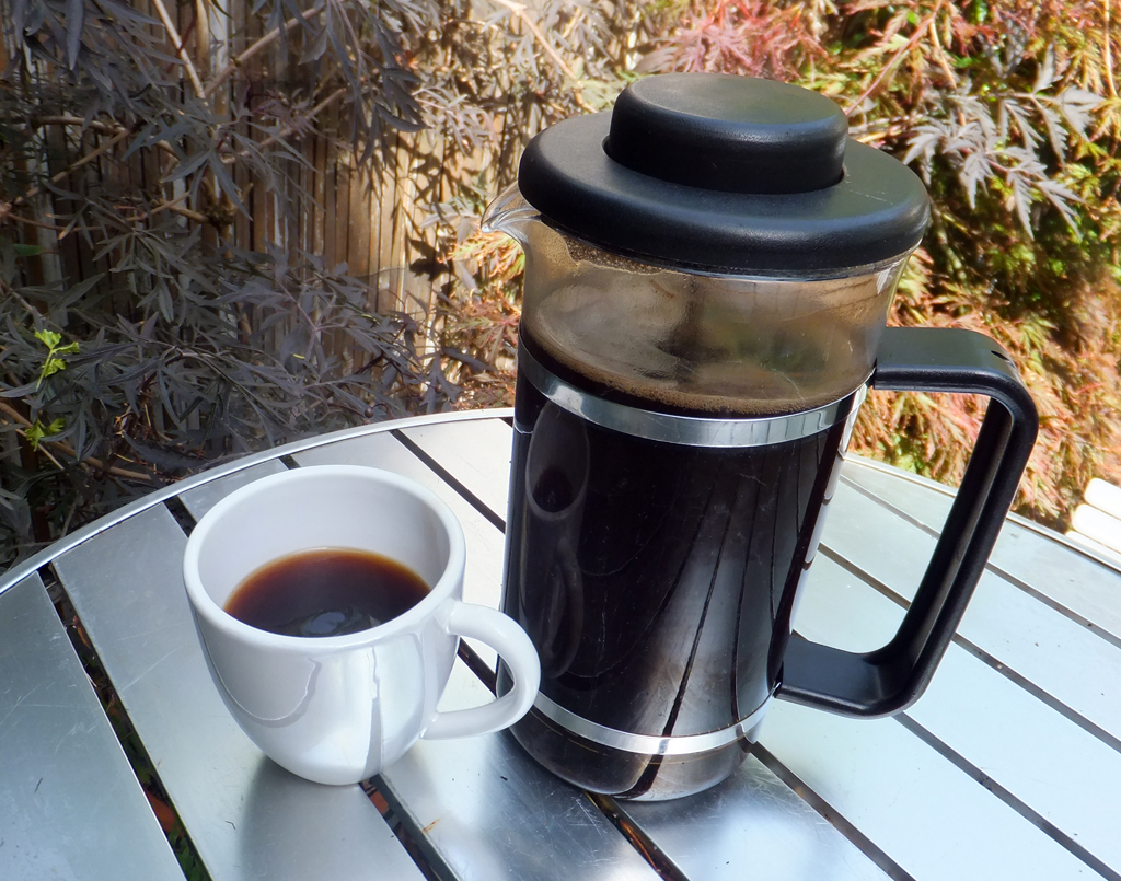 Perfect Cafetiere Coffee