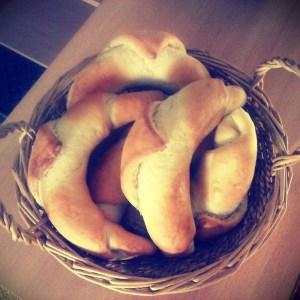 Hungarian Croissant - Kifli
