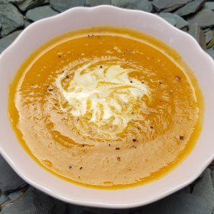 Swede & Carrot Soup