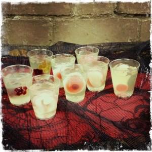 Frankenstein's specimen jars