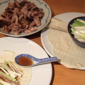 How to make crispy Peking duck