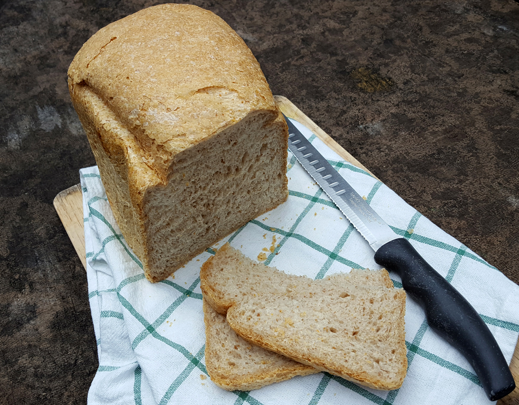 French Rustic Rye Loaf