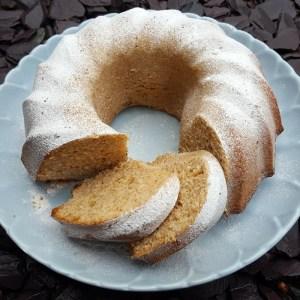 Dairy-free lemonbundt cake