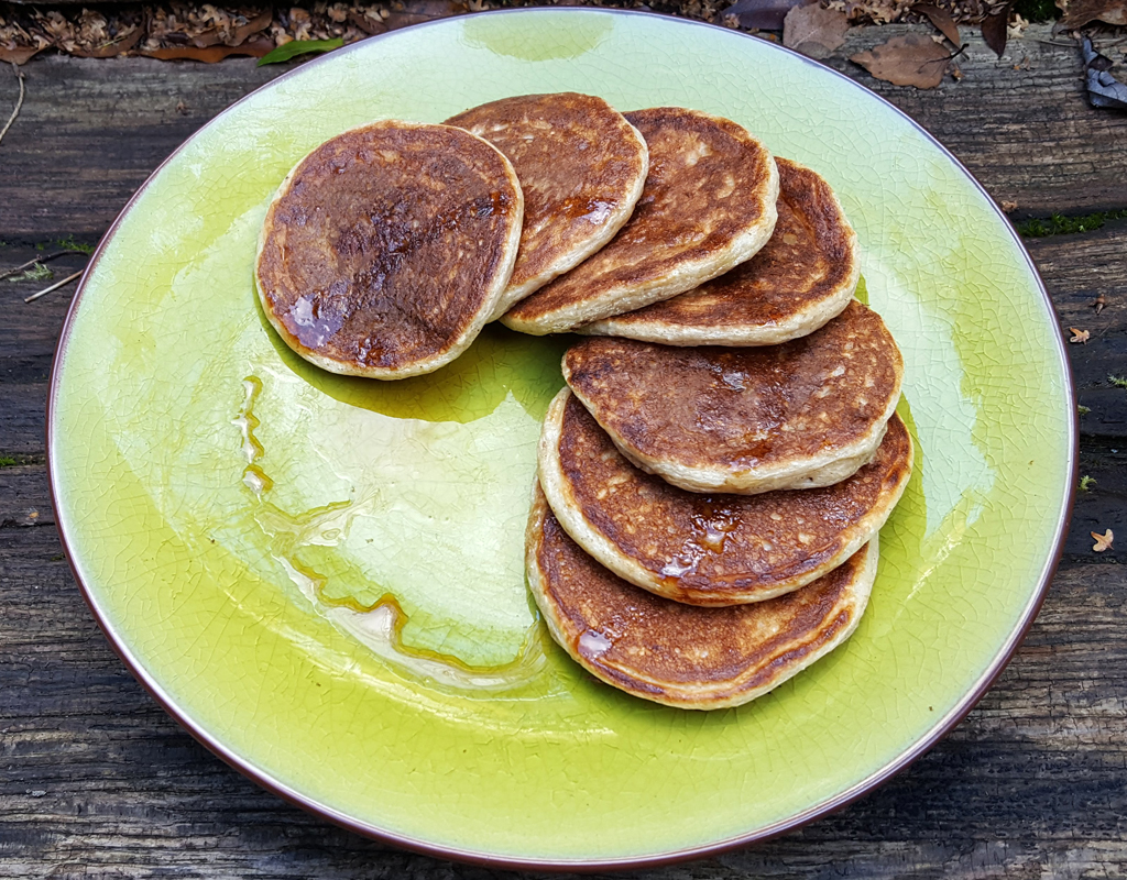 Quark and oat pancakes cooktogether ccuart Images