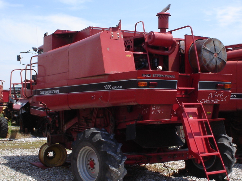 Farm Equipment And Tractor Inventory Photos