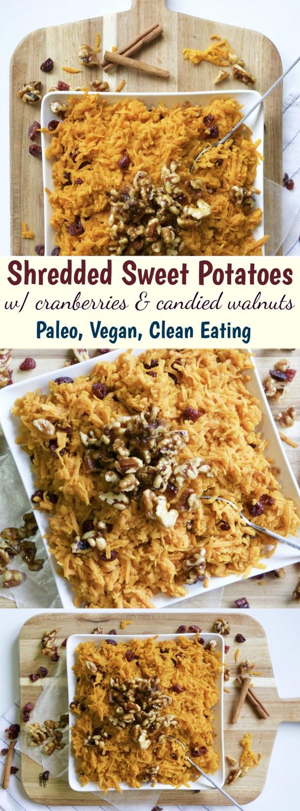 How To Shred Sweet Potatoes Food Processor