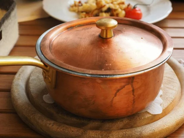 Is Copper Cookware Safe