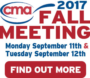 CMA Fall Meeting
