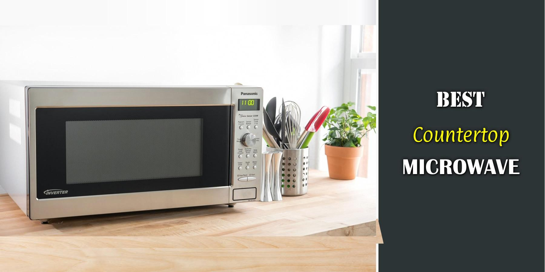 Cuisinart Countertop Cooking Best Countertop Microwave For 2019: Top 10 Models Reviewed!