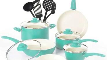GreenLife Soft Grip Ceramic Cookware Set Review