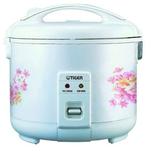 Tiger JNP-1800-FL 10-Cup (Uncooked) Rice Cooker