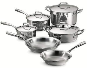Tramontina 80101/202DS Gourmet Prima Stainless Steel Set