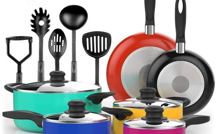 Vremi 15 Piece Nonstick Cookware Set Review