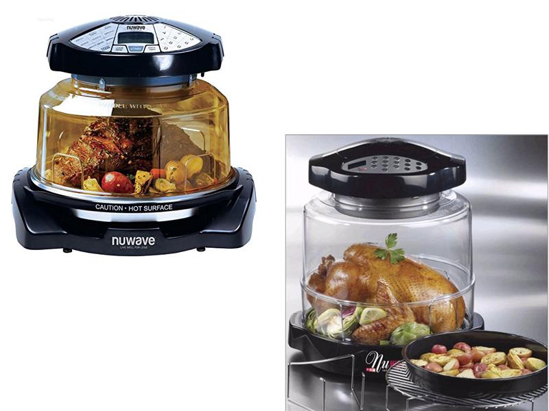 Nuwave Oven Elite Vs Pro What To Pick