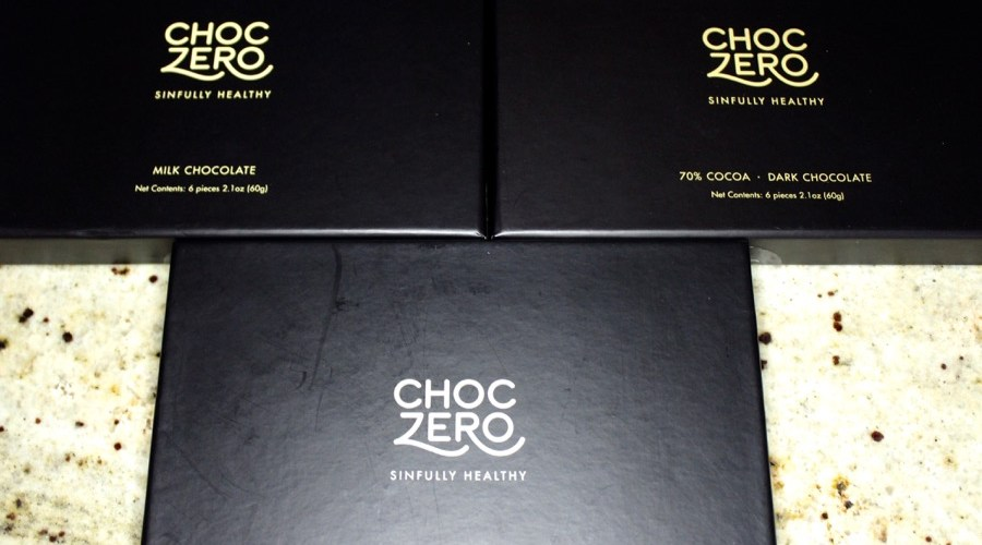 choc zero: the sinful healthy chocolate Full review at www.cookwith5kids.com