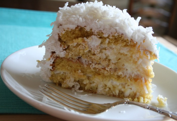 Coconut Cake Cook With Jennifer