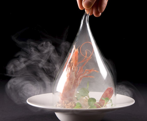 Molecular Gastronomy  Cooking with Kathy Man