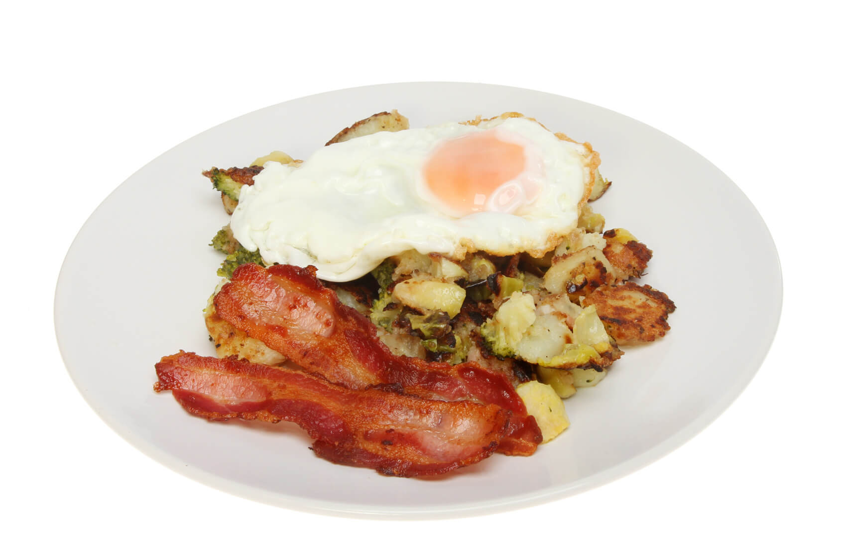 Bubble n Squeak With Bacon n Egg…