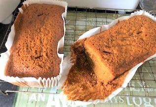 Moist Ginger Cake..
