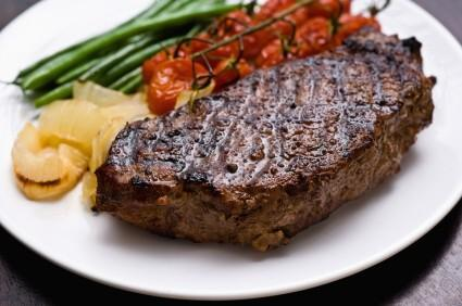 a broil how strip steak to