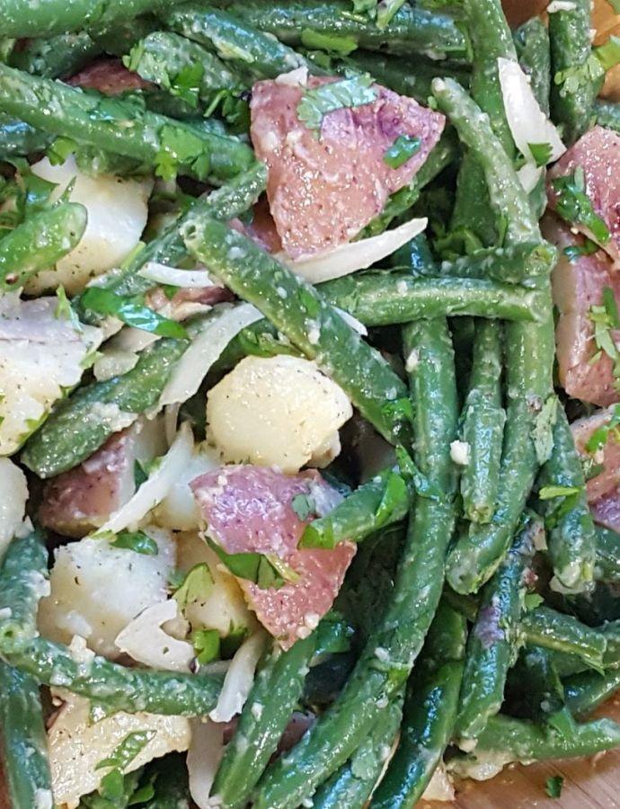 Green Bean & Potato Salad
