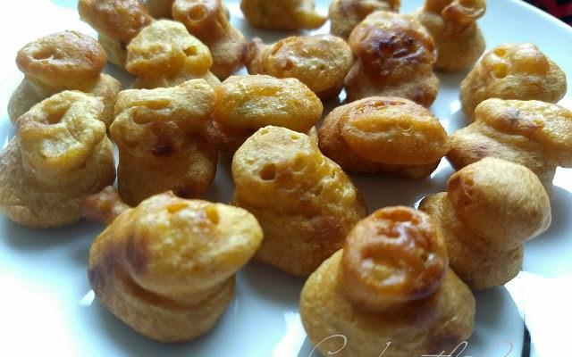 Besan Pakodi/Pakoda/Bite Size/Finger Food