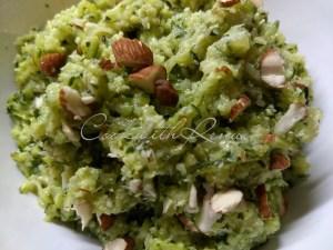 Zucchini Courgette Halwa