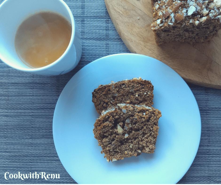 Yogurt Honey Wholemeal Loaf