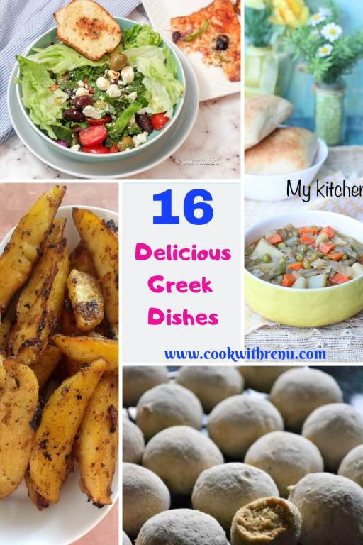 Delicious Greek Dishes