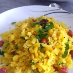 Kanda Poha | Easy Breakfast Recipe