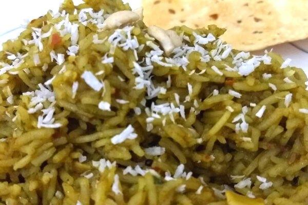 Maharashtrian Masala Bhaat |Easy Masala Rice