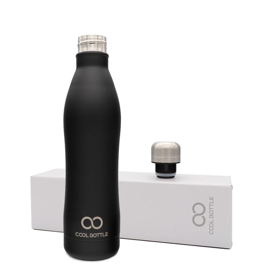 Mat Sort Sæt - Cool Bottle