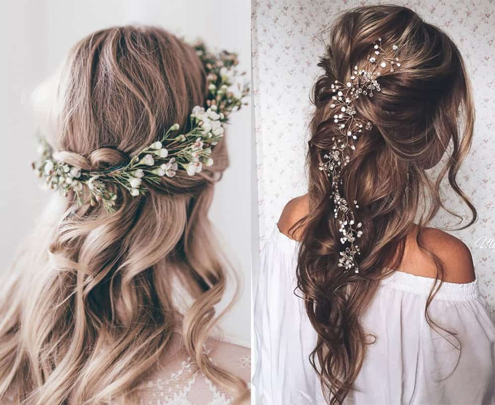 Rustic Wedding Hairstyles Fade Haircut