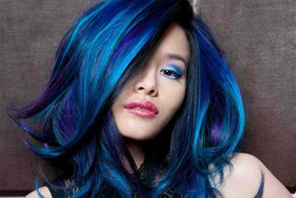 30 Blue Black Color Hairstyles 2017 Hairstyles Ideas Walk The Falls