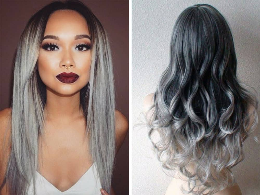 Hair color trends 2017: Shatush hair