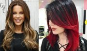 hair trends 2017 two color