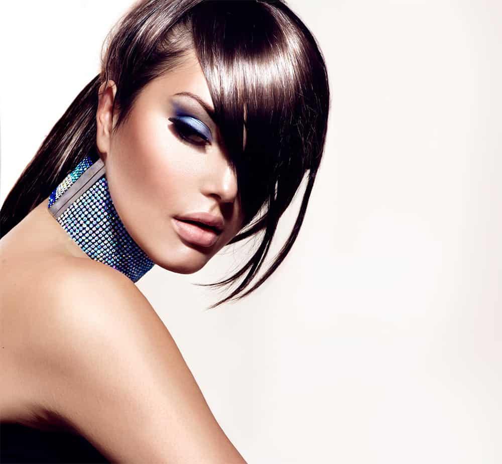 Hair care Test your hair health