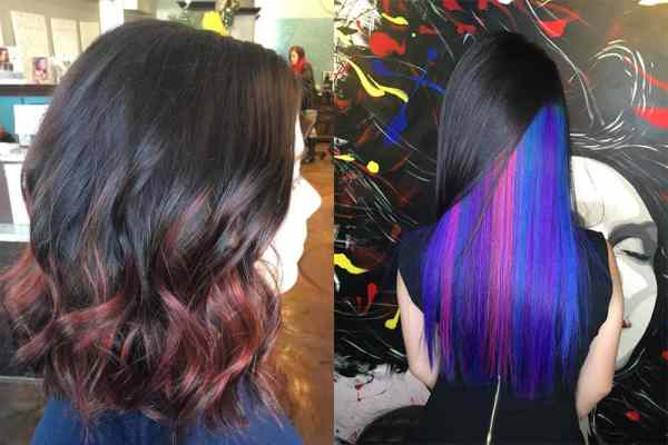 30 Color Hairstyles For Teen Girls Hairstyles Ideas Walk The Falls