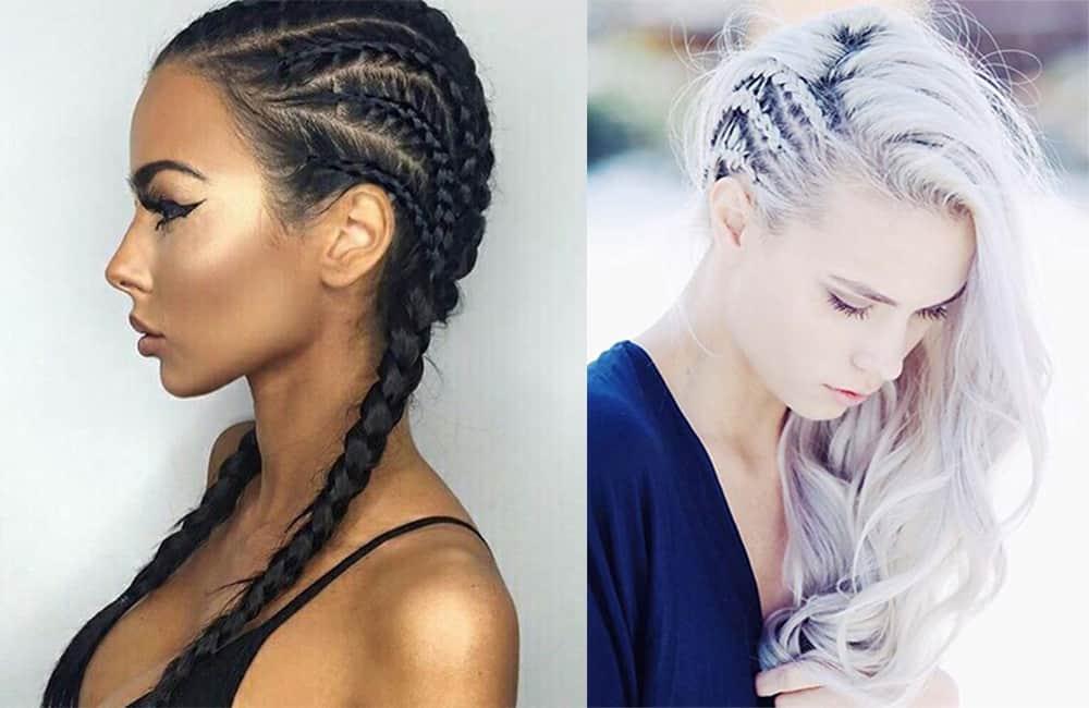 Braid hairstyles 2018 Trendiest easy braid hairstyles