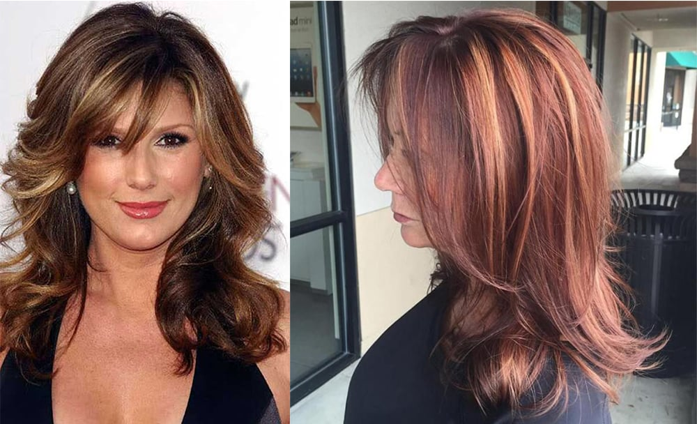 2018 hair trends Winwin hairstyles for women over 50