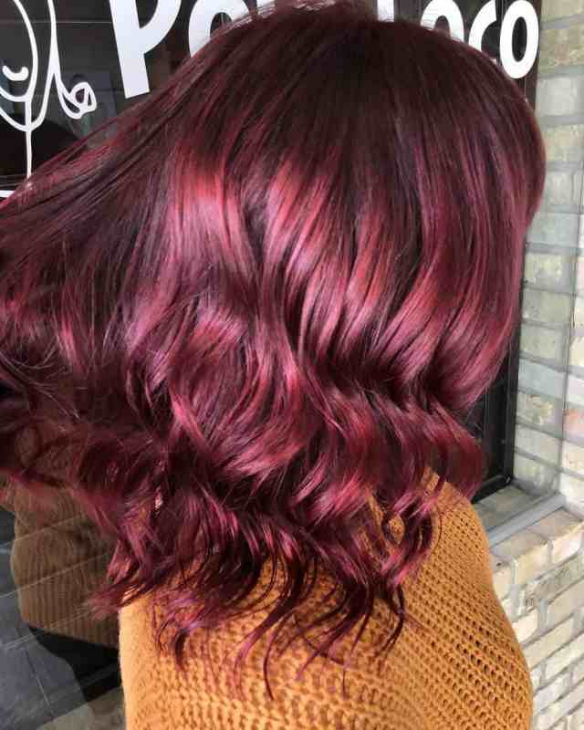 Red  hair  colors 2019  Top stylish red  hair  trends 2019  and