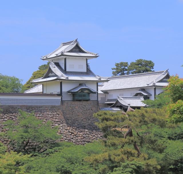 かぶら寿司,金沢,金沢城