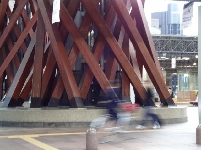 金沢駅,鼓門,調緒,観光スポット