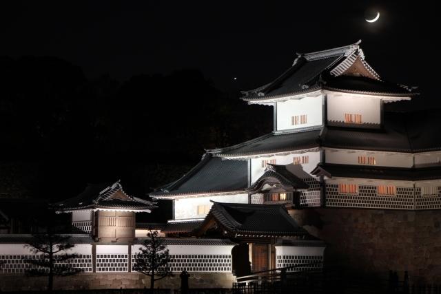 加賀藩,金沢城,参勤交代