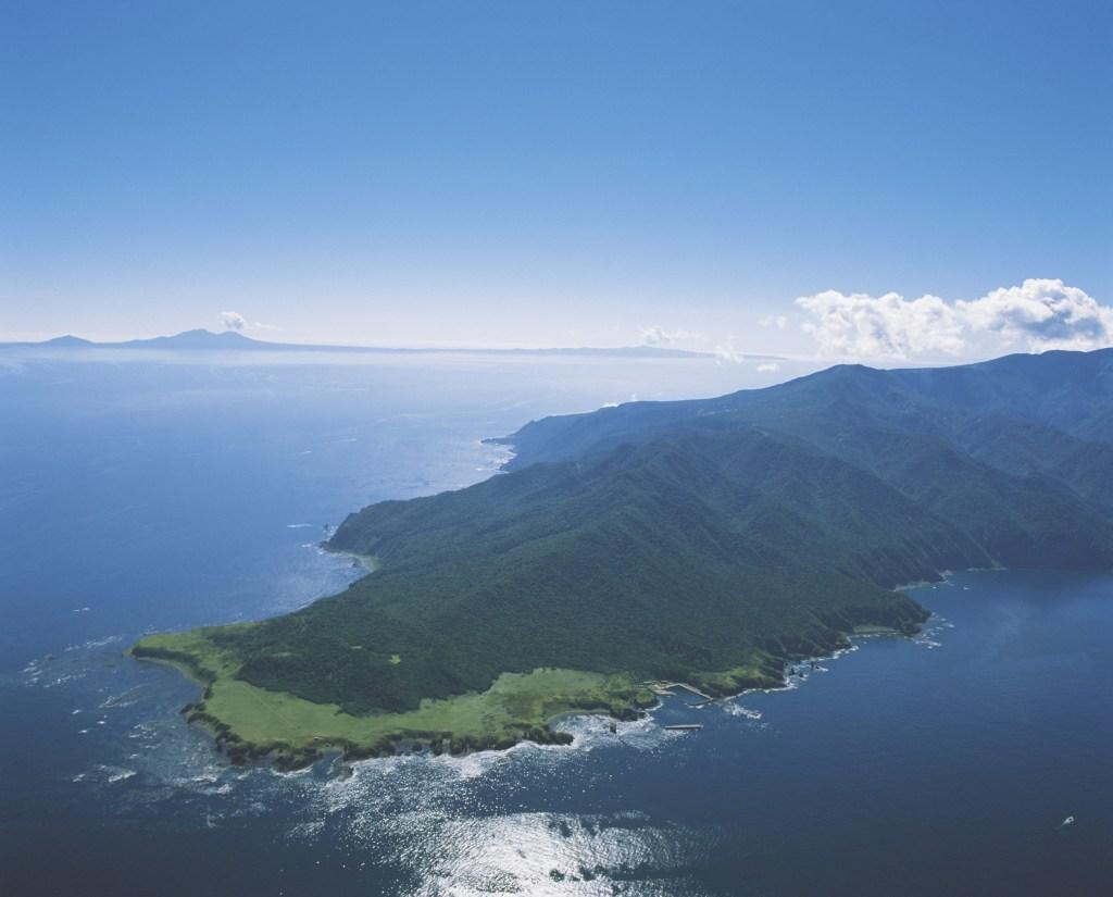 世界自然遺産,知床半島,知床