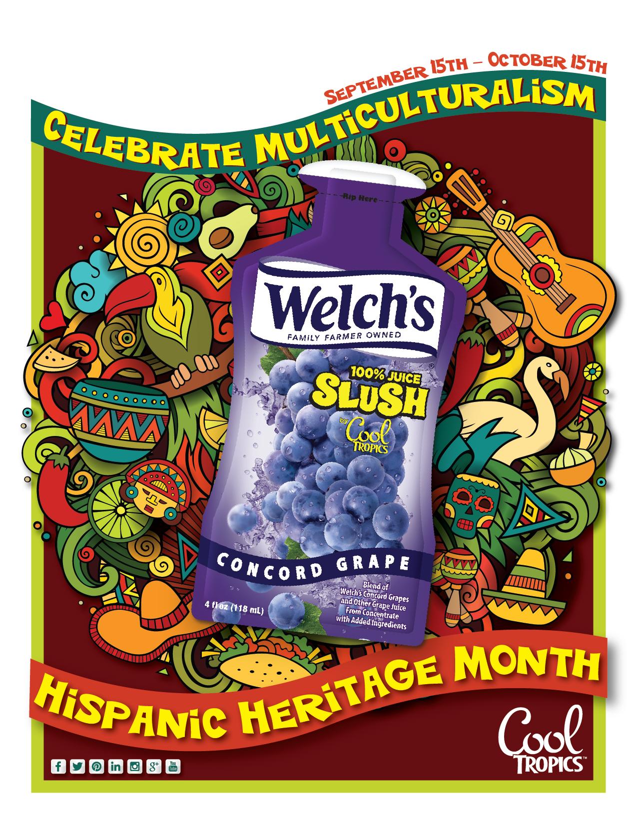 Hispanic Heritage Month Sept 15 Oct 15 Cool Tropics