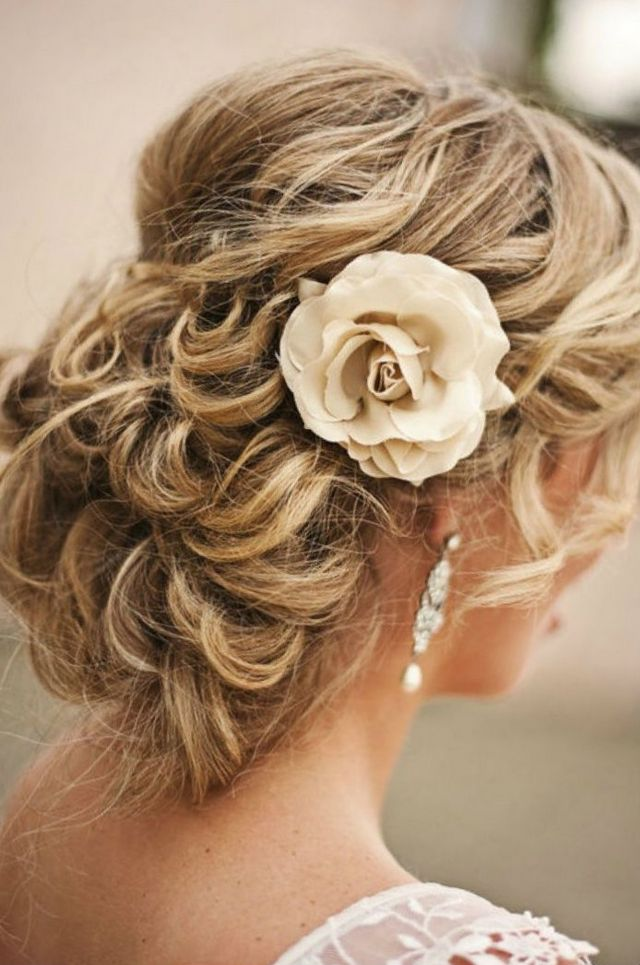 wedding updos for long hair curly pictures