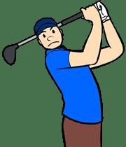 ゴルフのスイングでは体重移動が大切なの?