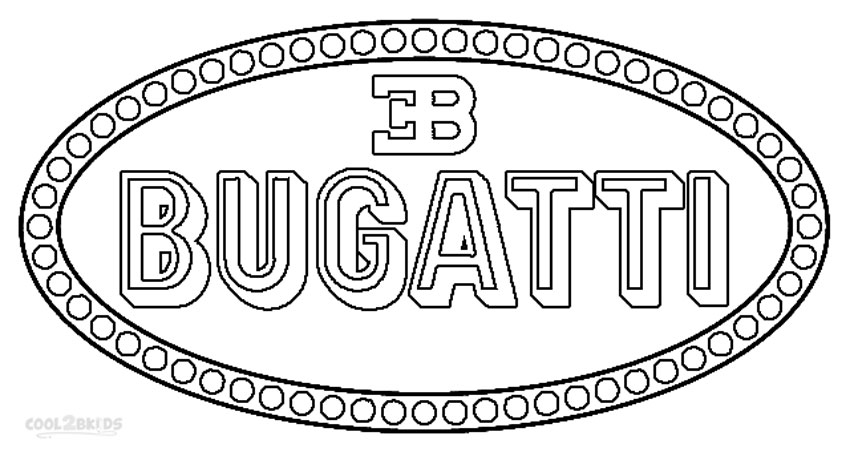 Cars Logos Coloring Book Pages Coloring Pages